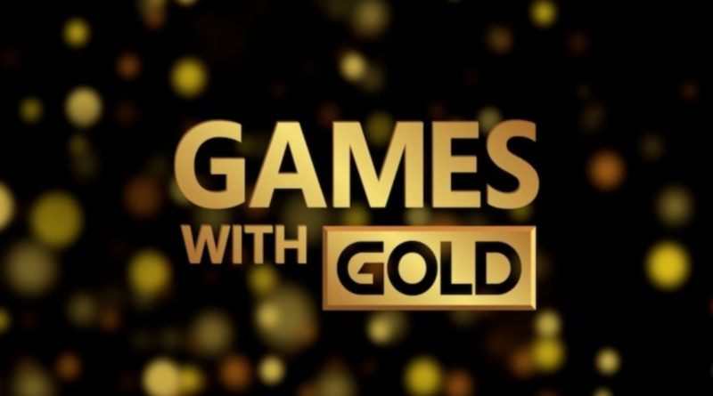 Games with Gold october