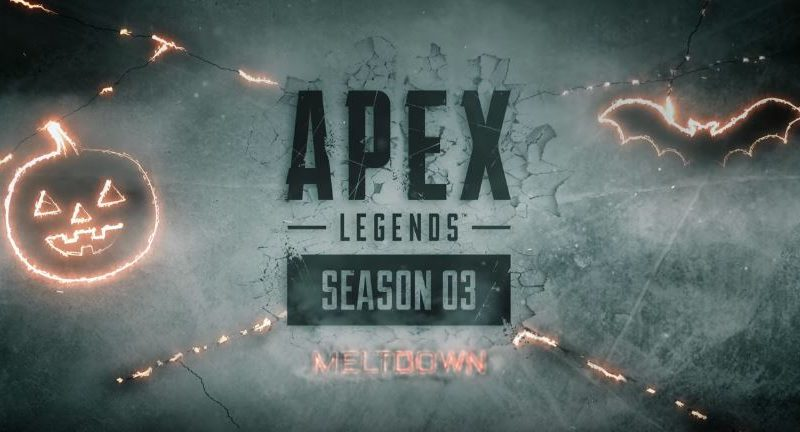 Apex Halloween Event