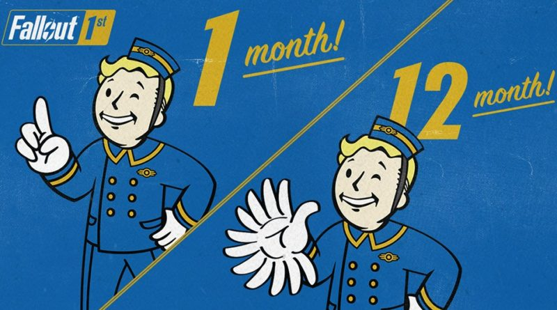 Fallout premium subscription