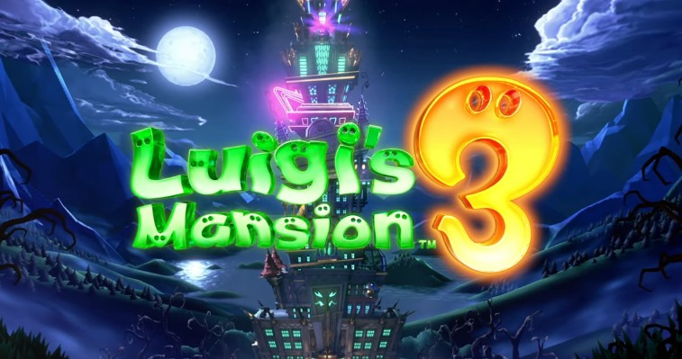 Luigi's Mansion 3 overview